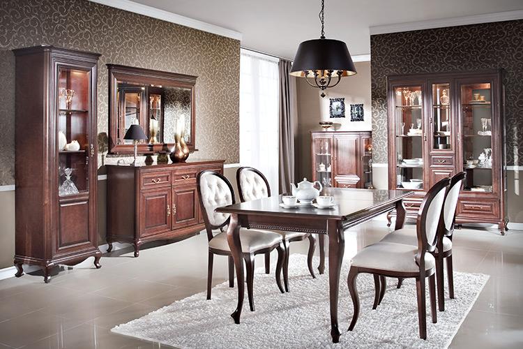 Komplett Wohnzimmer Esszimmer Wohngruppe Essgruppe - Verona