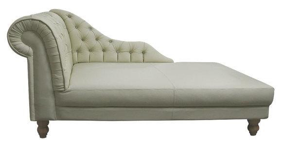 NAPOLEON Chesterfield Chaiselounge Liege Couch Sofa Ledersofa Textil Mit  Kristallen NEU Great Ideas