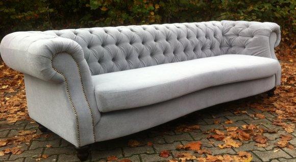 Chesterfield Big Sofa Zuhause Image Ideas