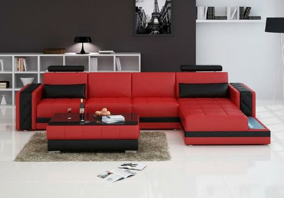 couchtisch designer tisch ledertisch glastisch wohnzimmer sofort lieferbar. Black Bedroom Furniture Sets. Home Design Ideas