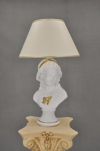 Design Lampe Tischlampe Leuchte Klassische Beleuchtung Tisch Lampen XXL 65cm Neu