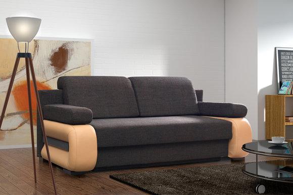 Schlafzimmer Couch Sofa Schlafsofa Kinderzimmer Gästezimmer Büro Sofas  Couchen