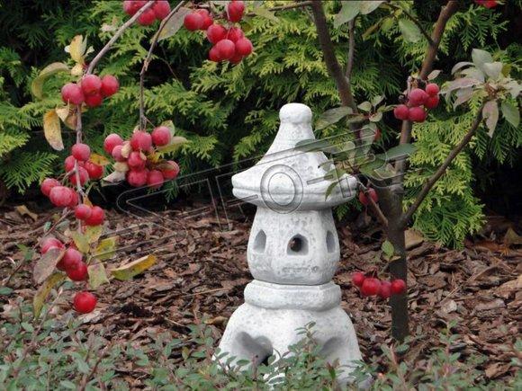 Japanischer Garten Lampen Dekoration Statue Figuren Figur Statuen Skulptur Neu