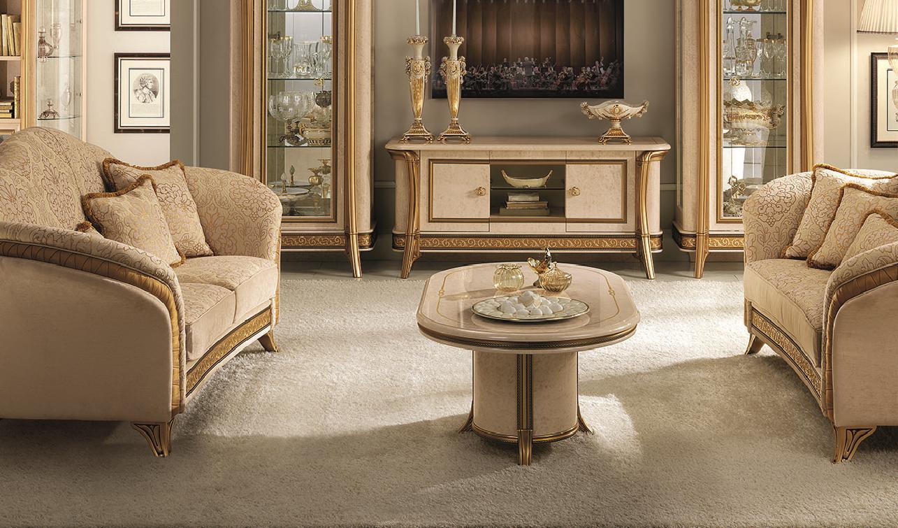 Couchtisch Couch Oval Designer Mobel Barock Rokoko Anktik