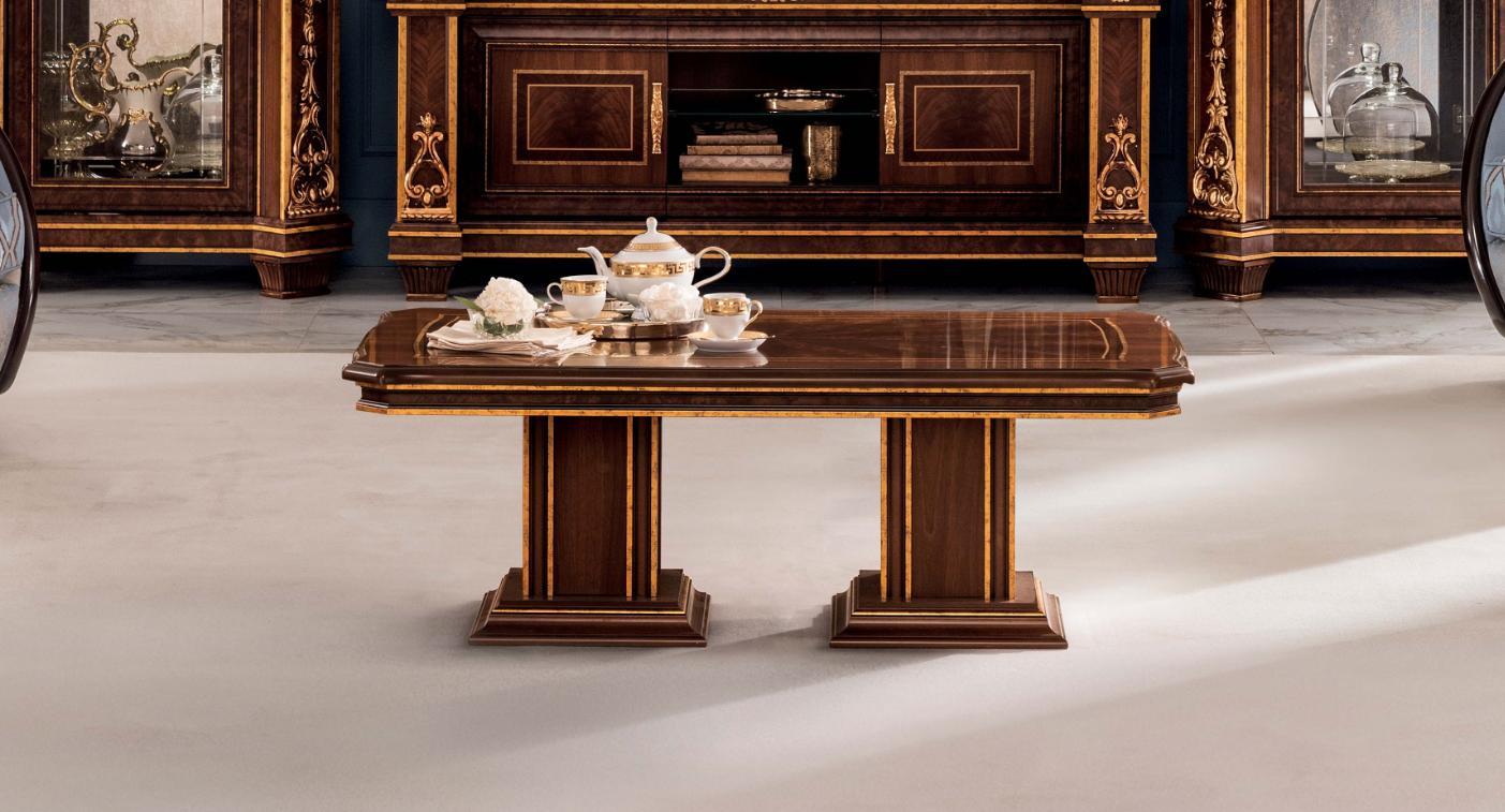 Couchtisch Edler Design Wohnzimmer Sofa Couch Tische Barock Rokoko Tisch Neu
