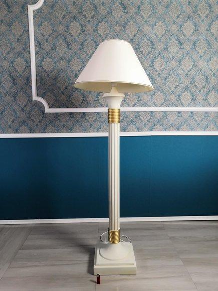 Klassische Standleuchte Leuchte Stehlampe Medusa Stehleuchte Lampe Lampen 158cm