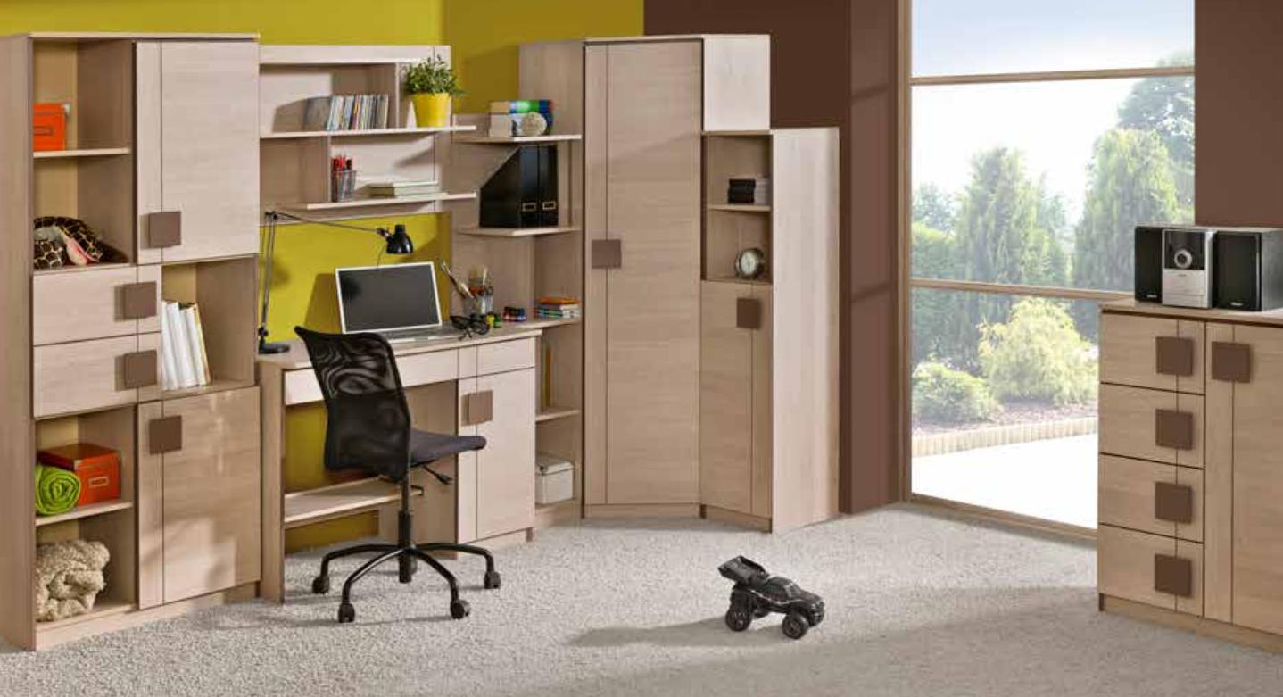 7 tlg Büro Set Schreibtisch Computertisch Arbeitstisch Bürotisch Möbel Set Neu