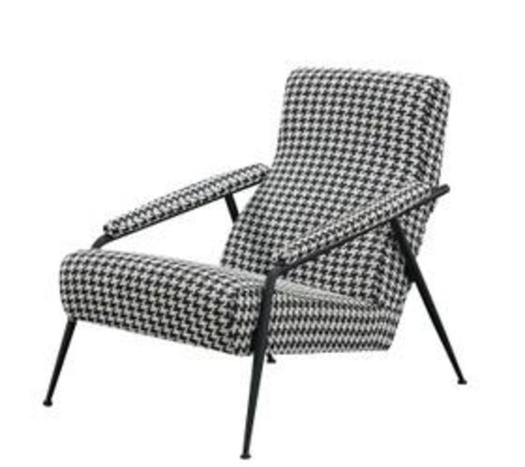 Sessel Relaxsessel Lesessessel Club Sofa Cocktailsessel Relax Textil MBK-SD1901