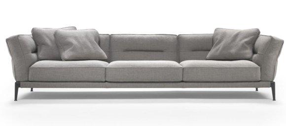 XXL Big Sofa Fünfsitzer Stoff Couch Luxus Design Couchen 5 ...