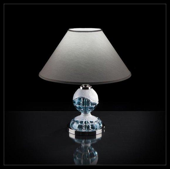 Tischleuchte Antik Stil Kronleuchte Tisch Lampe Kristall Lampen Leuchten Leuchte