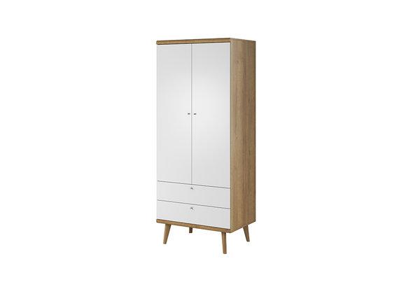 Mehrzweck Regale Schrank Regal Aufbewahrungs Kleiderschränke 80cm Neu Garderobe