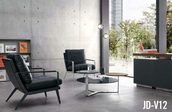 Sofagarnitur Garnitur 3tlg Set 2x Sessel Beistelltisch Tisch Sofa Garnitur Büro