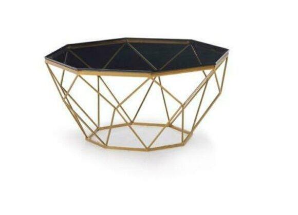 Design Couchtisch Glastisch Metall Wohnzimmer Tische Sofa Beistelltisch Tisch