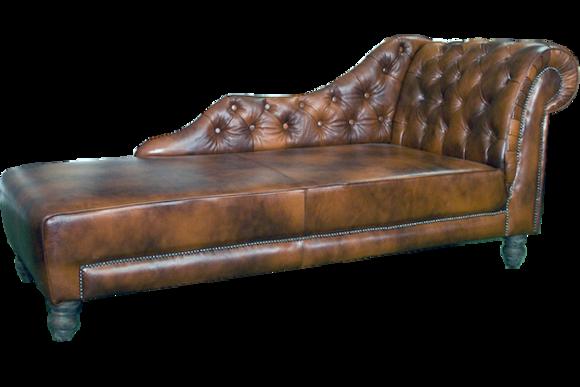 Chaiselongues Chesterfield Liege Chaise Leder Textil Stoff Sofa Relax Neu Luton