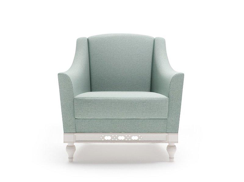 Chesterfield Ohrensessel Sessel Polster Fernseh Büro Couch Echtes Leder FL-1Siz