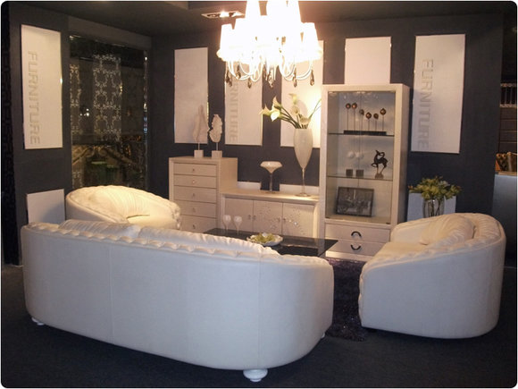 Luxus Designer Chesterfield Sofa Ledersofa Ecksofa Couch Garnitur Polster 3+2+1 A980