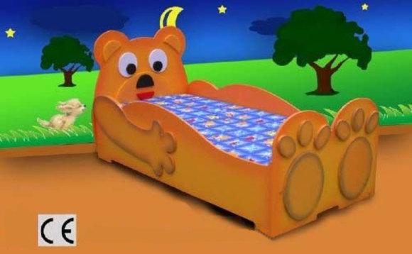 Kinderbett Jugendbett Bett mit Matratze Betten Teddy