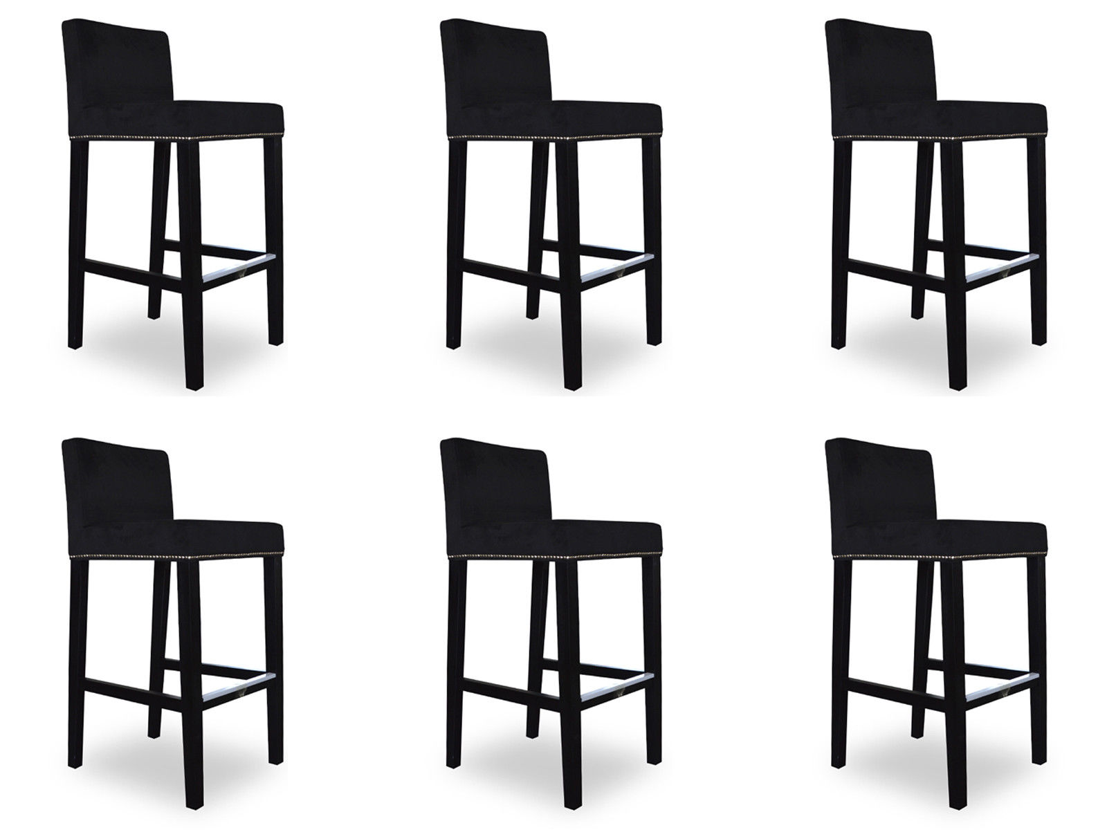 6 Er Set Barhocker Hocker Esszimmer Stuhl Stühle Bar Günstig Schweiz