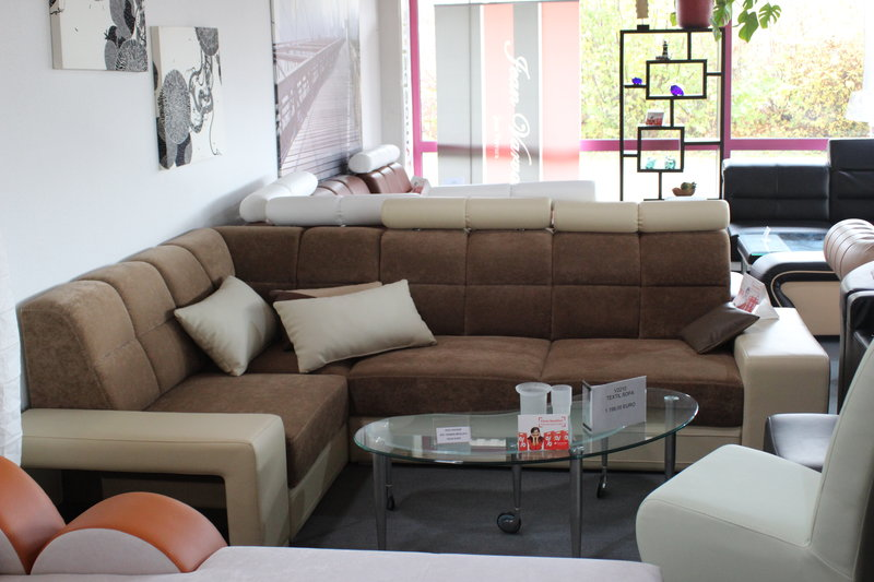 ecksofa und wohnlandschaft ledersofa sofort lieferbar von. Black Bedroom Furniture Sets. Home Design Ideas