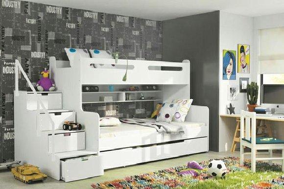 Etagenbett Schweiz Kinder : Hochwertige und stabile doppelstockbetten kindermöbel aus der