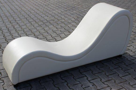 186x77cm Tantra Kamasutra Sex Liege Xxl Relax Stuhl Sessel Sofa Chair Tantrasofa drCoexWB