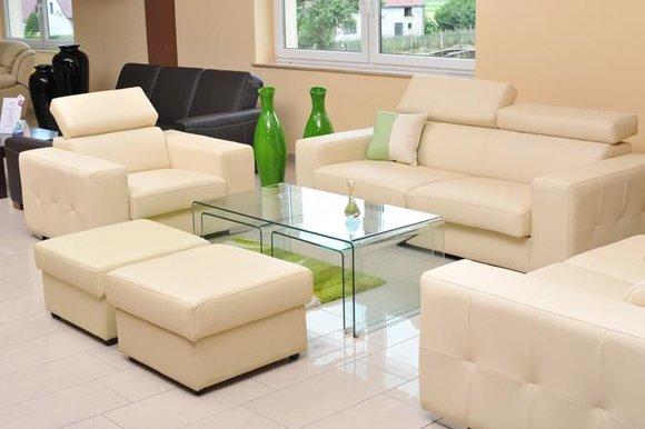 Sofa 2 Sitzer Design Sofas Polster Couchen Leder Relax ...